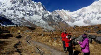 Mode of Trekking in Nepal