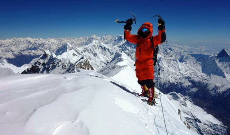 Annapurna I Expedition (8091m. )