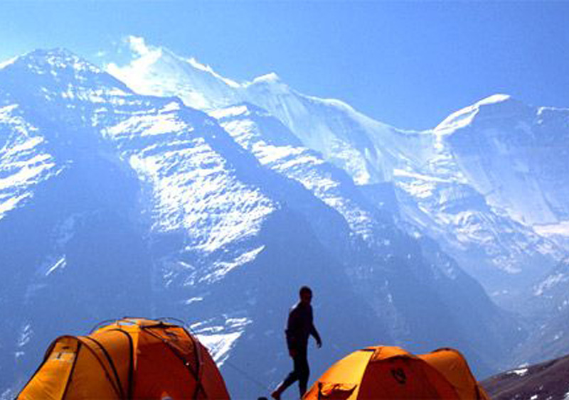 Churen Himal Expedition (7,371m. )
