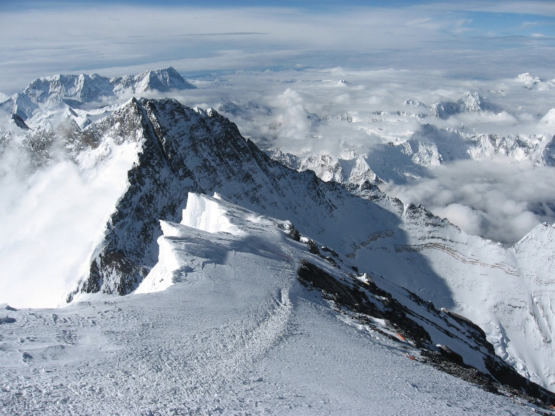 Gyajikang Expedition ( 7038m )