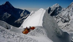 Annapurna IV Expedition ( 7525m. )
