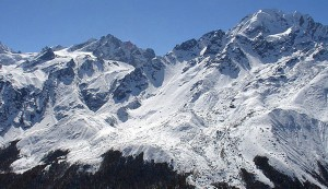 Langtang Lirung Expedition (7234m. )